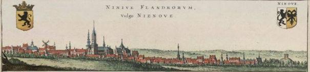 Bezoek aan Ninove