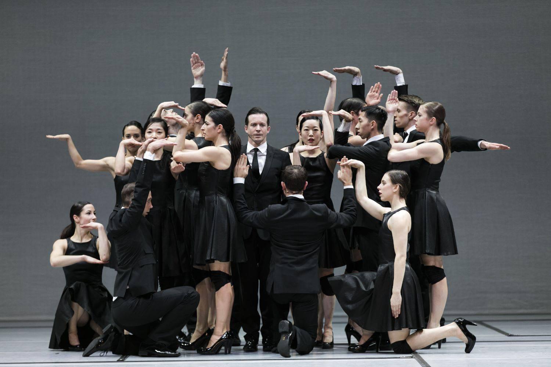 Ballet Vlaanderen, Cherkaoui/Bausch