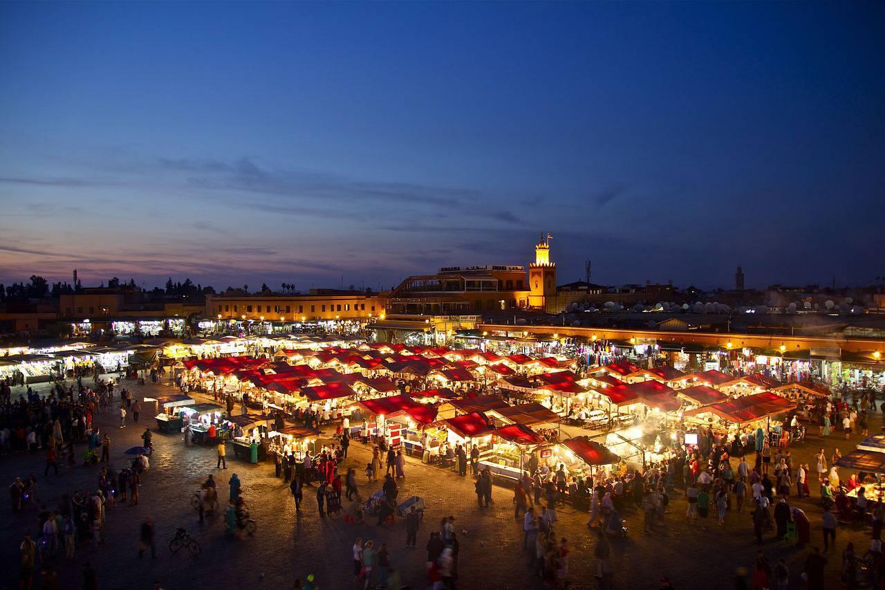 Trip naar magisch Marrakech