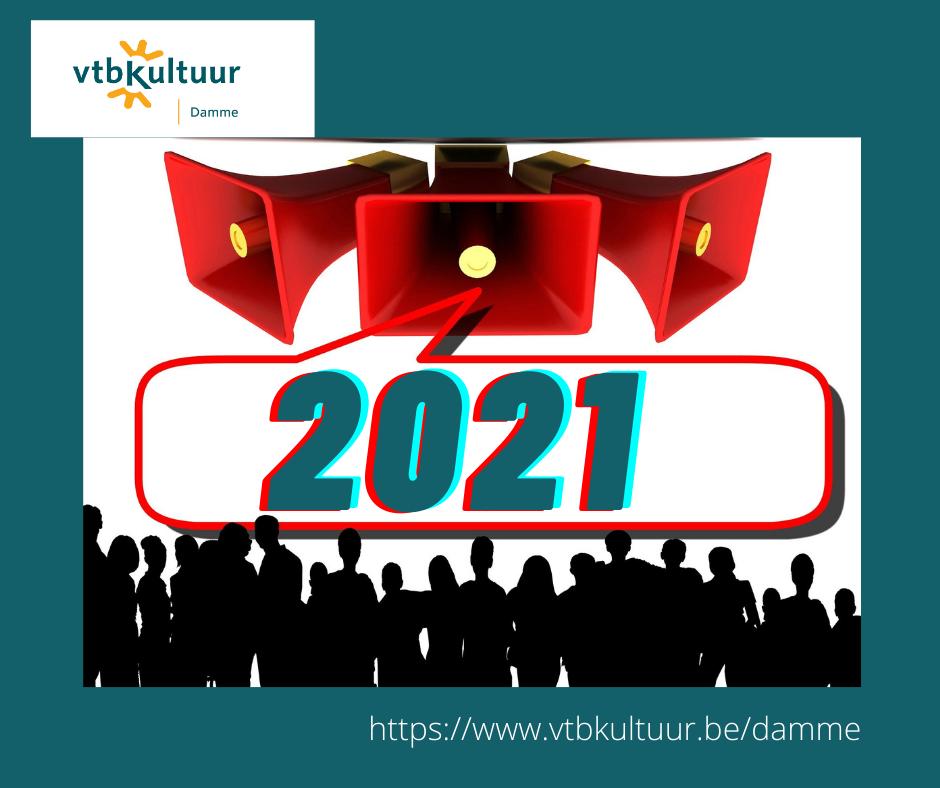 Jaarprogramma 2021 - Klanken -aangepast 17/01/2021