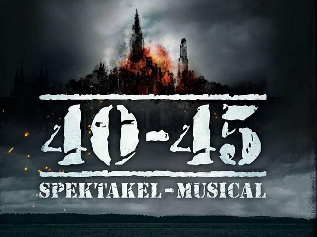 de spektakel musical 40 - 45.