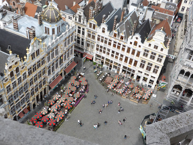 Ontdek de Grote Markt van Brussel met Elena.