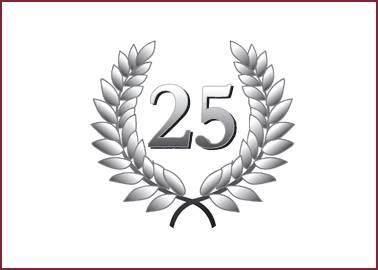 2017 = Zilveren jubileumsjaar voor Rolarius!!