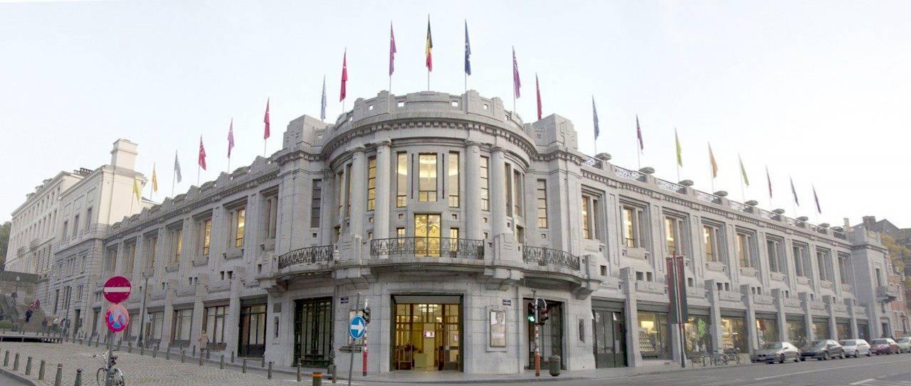 2018 Nieuwjaarsconcert Bozar & Magrittemuseum Brussel