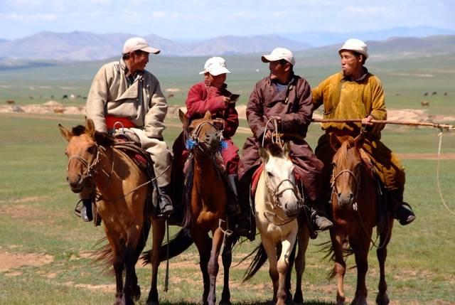 REISREPORTAGE :  MONGOLIË
