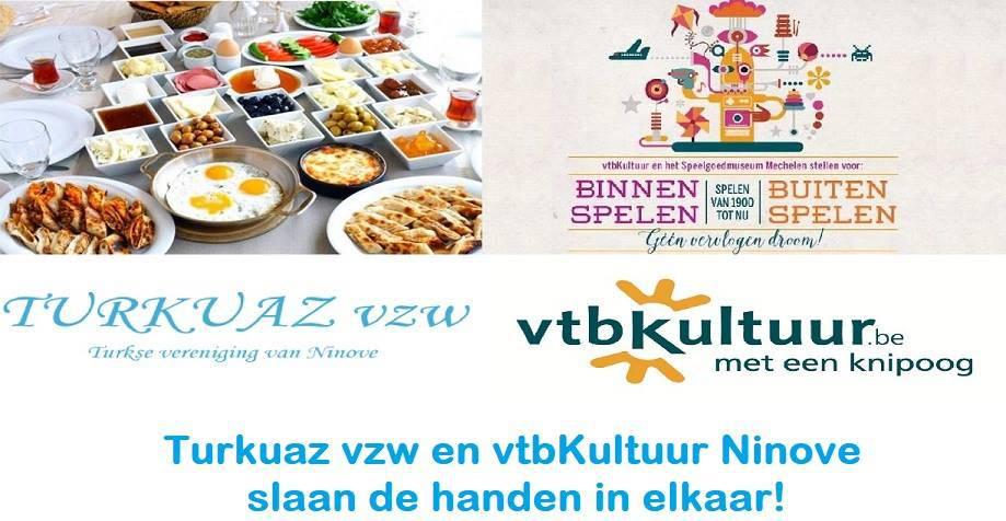Turks ontbijt & spelen van Turkse origine