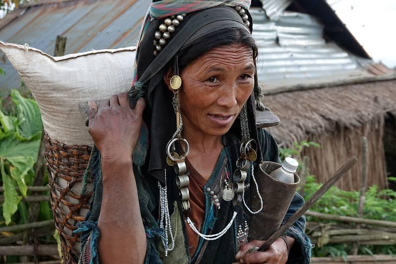Multimedia Reportage Laos