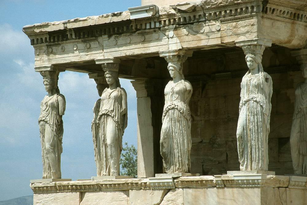 GRIEKENLAND: ANTIEK, BYZANTIJNS EN MODERN