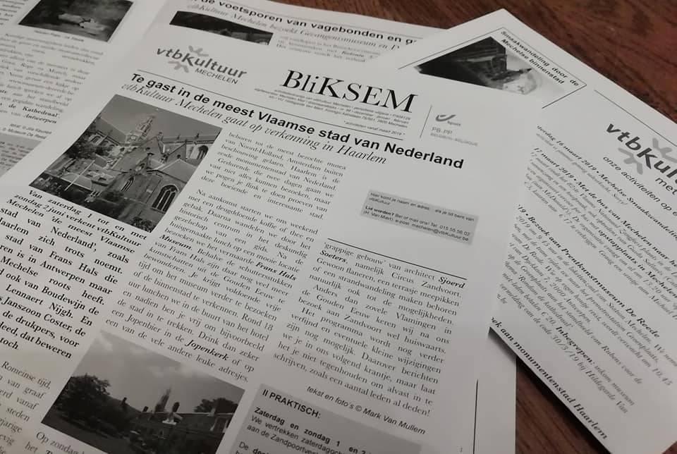 Raadpleeg de reeds verschenen edities van ons afdelingstijdschrift online