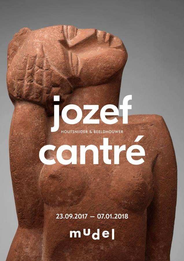 Tentoonstelling Jozef Cantré