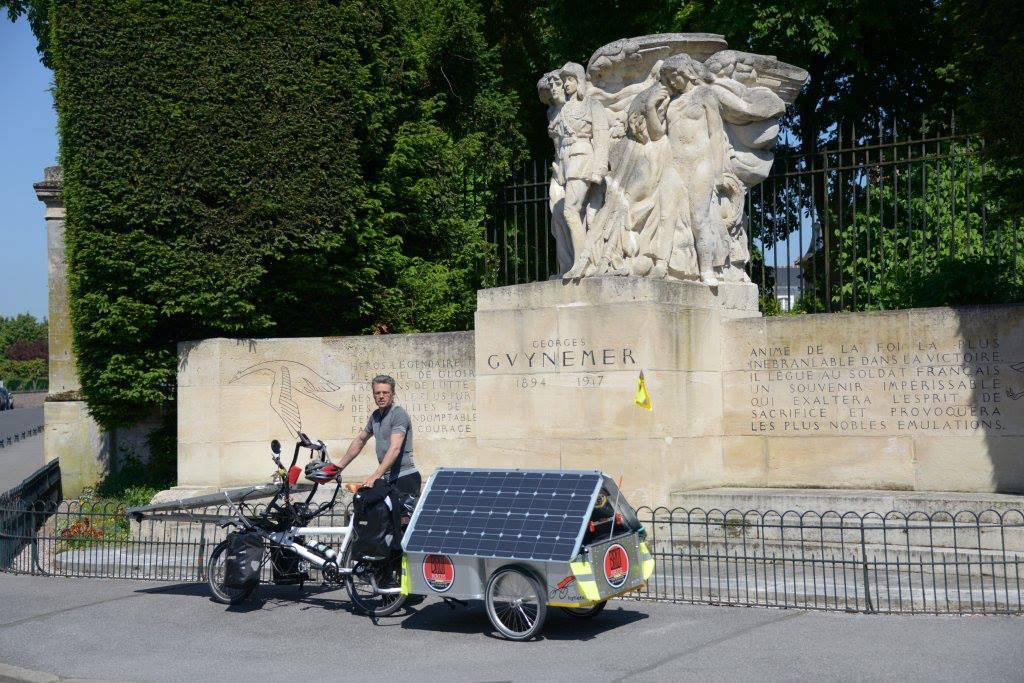 Multimediareportage Solar Bike Tour doorheen Azië