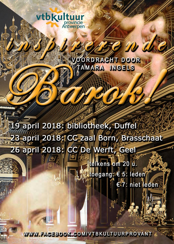 Inspirerende Barok!