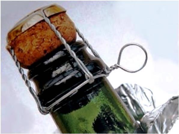 Wijnthema 'Champagne versus schuimwijn'