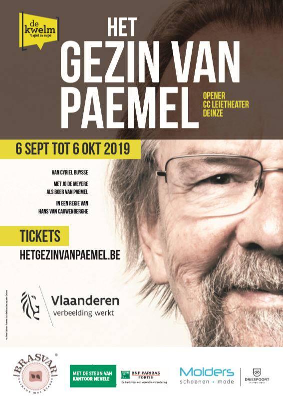 Het gezin Van Paemel - Ticketverkoop