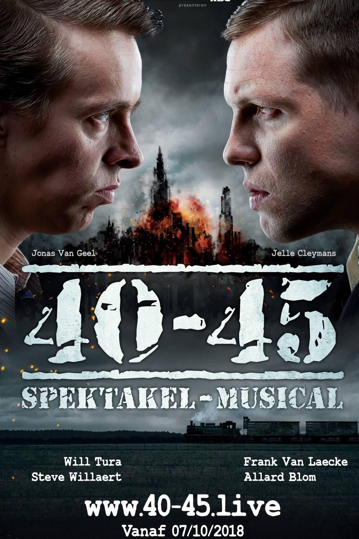 MUSICAL  40 - 45 - VOLZET
