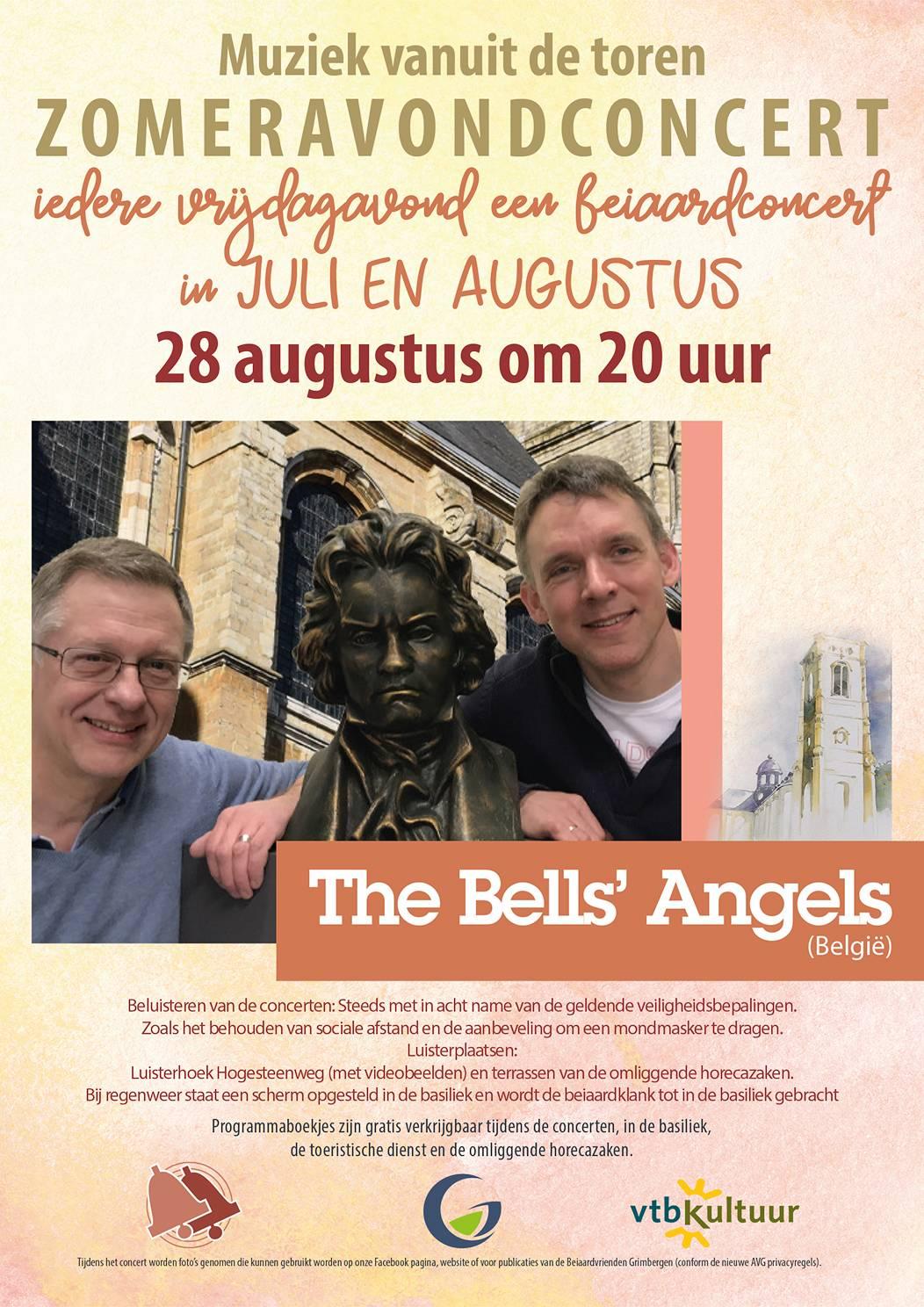 Zomeravondconcerten - The Bells' Angels (B)