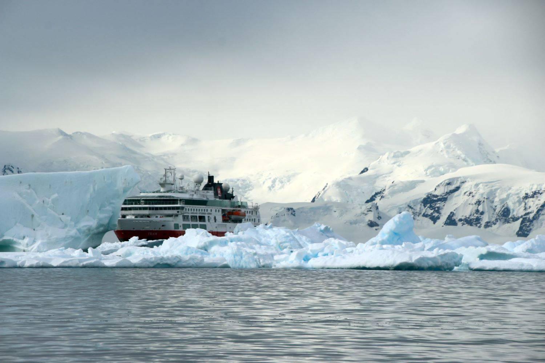 Reisreportage Antarctica door Edgard Jespers