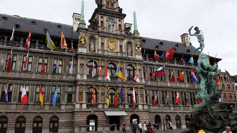 Dagtrip Antwerpen Vlaamse meesters     29 sept 2018