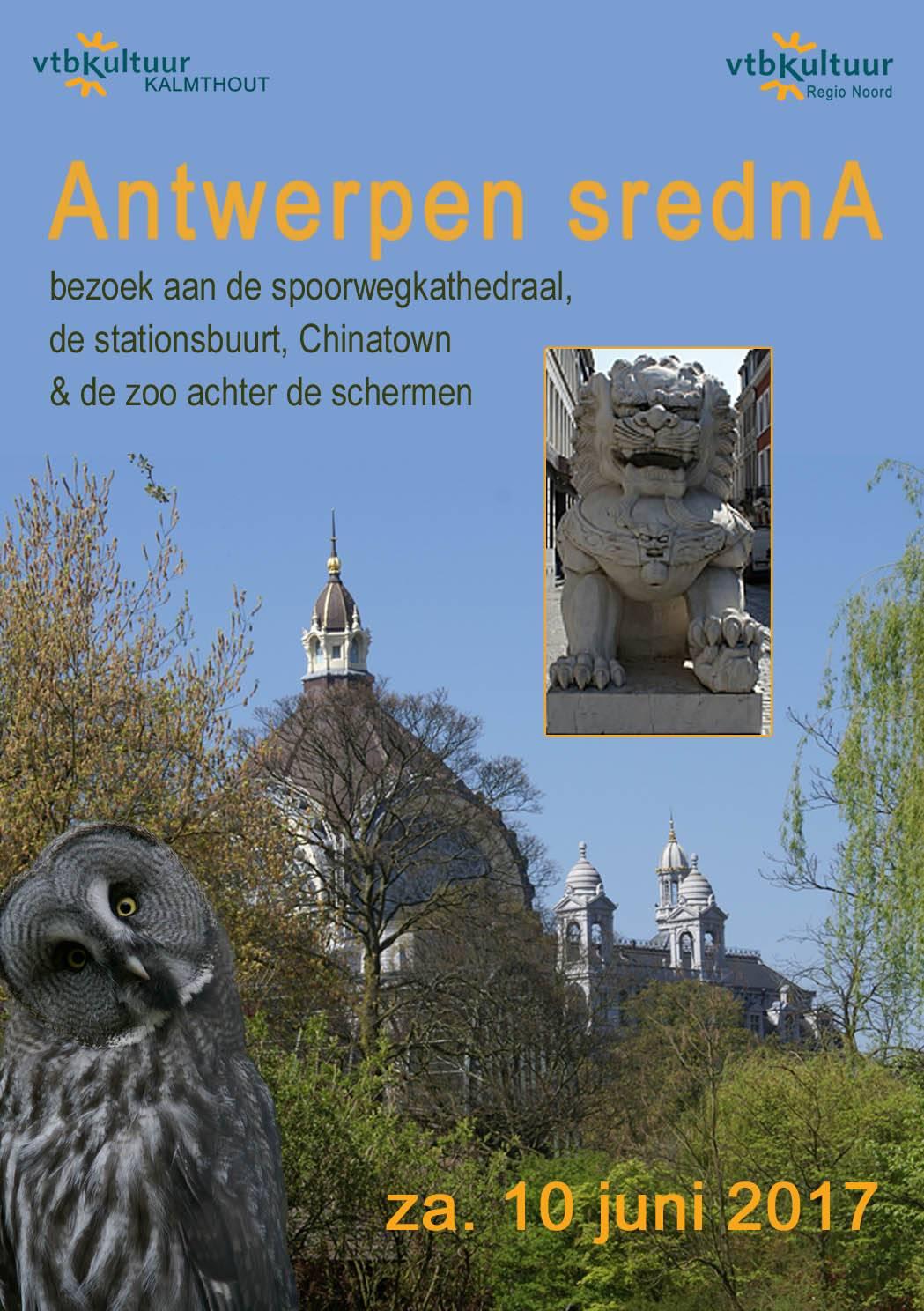 Een dagje Antwerpen (Antwerpen srednA)