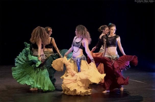 A special Blend - Indisch-Oriëntaalse dans
