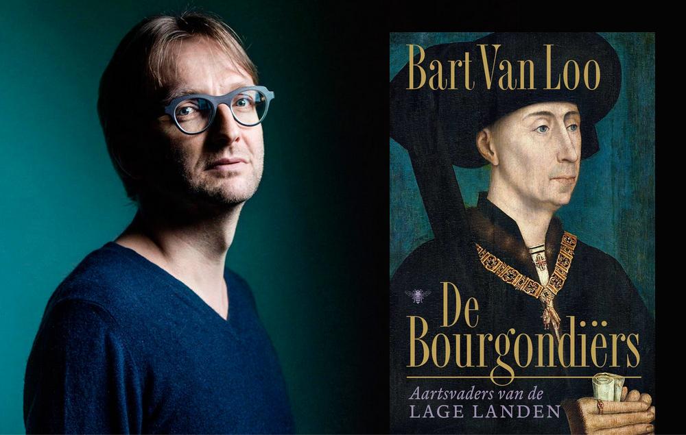De Bourgondiërs, aartsvaders van de Lage Landen, lezing door Bart Van Loo (uitverkocht)