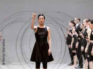 Ballet van Vlaanderen, CHERKAOUI / BAUSCH  -  INSCHRIJVEN TOT 1 APRIL 2020