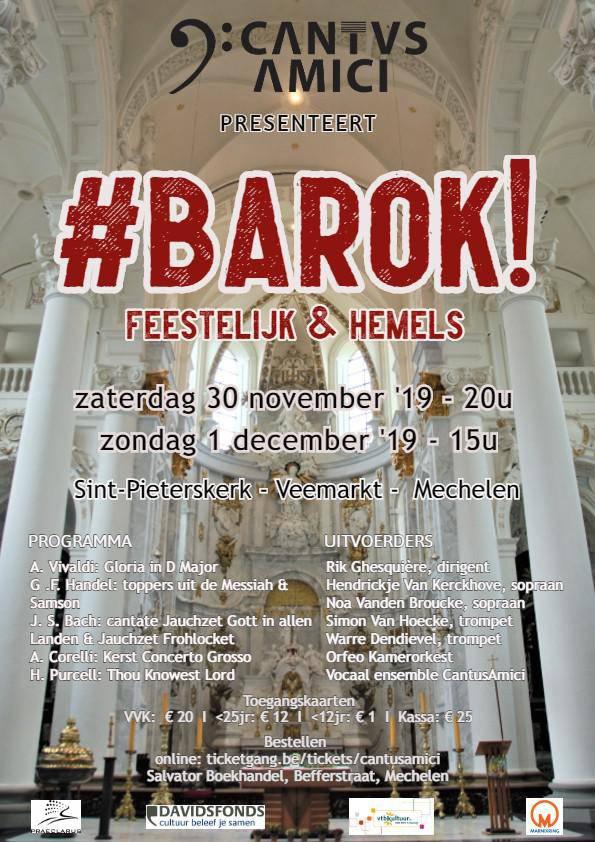 Met vtbKultuur Mechelen naar Barok!