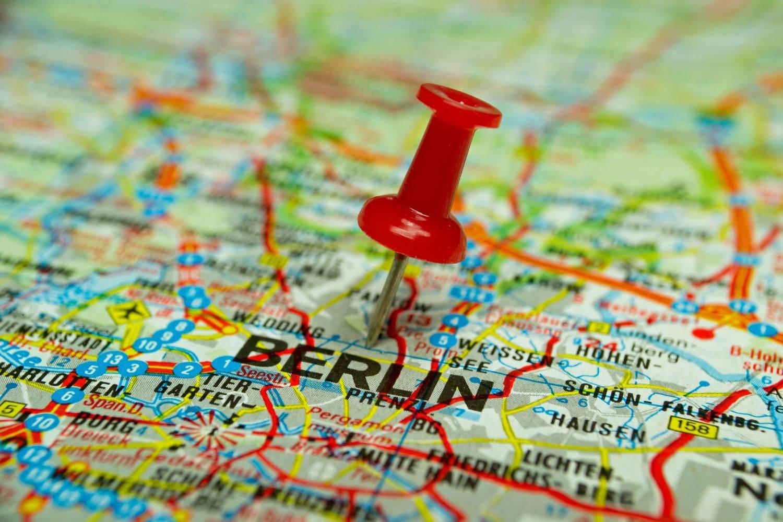 VERPLAATST NAAR 7 APRIL Berlijn, buiten de gebaande paden, 5-daagse vtbKultuur-trip, verplaatst naar: