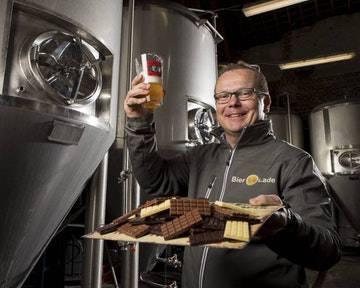 Tasting: Bier en Chocolade