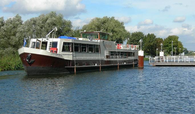 Havenrondvaart met Flandria