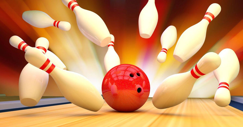 Partijtje bowling