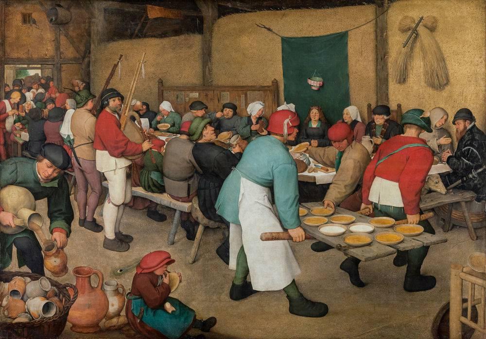 De Vlaamse Meester Pieter Bruegel in Gaasbeek en Dilbeek