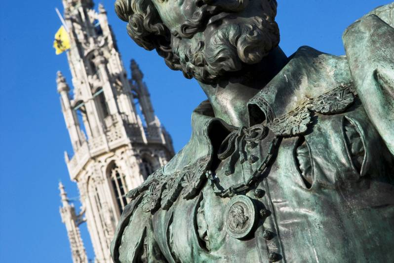 Gegidste wandeling 'Barok beroert, blijvend en bruisend - overal in de stad Antwerpen' - VOLZET.
