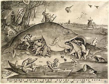 De wereld van Bruegel in zwart en wit - inschrijvingen afgesloten op 10/10/19