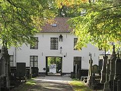 Bezoek aan het Brugsch kerkhof