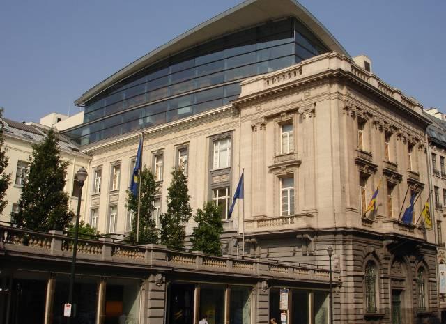 Bezoek VGC en Brussels Parlement