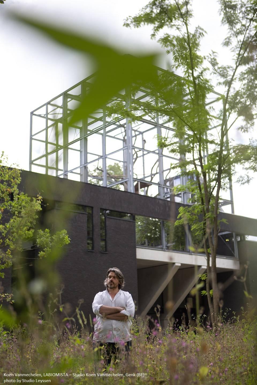 La Biomista, tussen kunst en labo