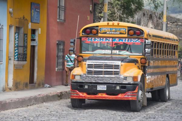 Dwars door Centraal-Amerika - Dominiek Druart