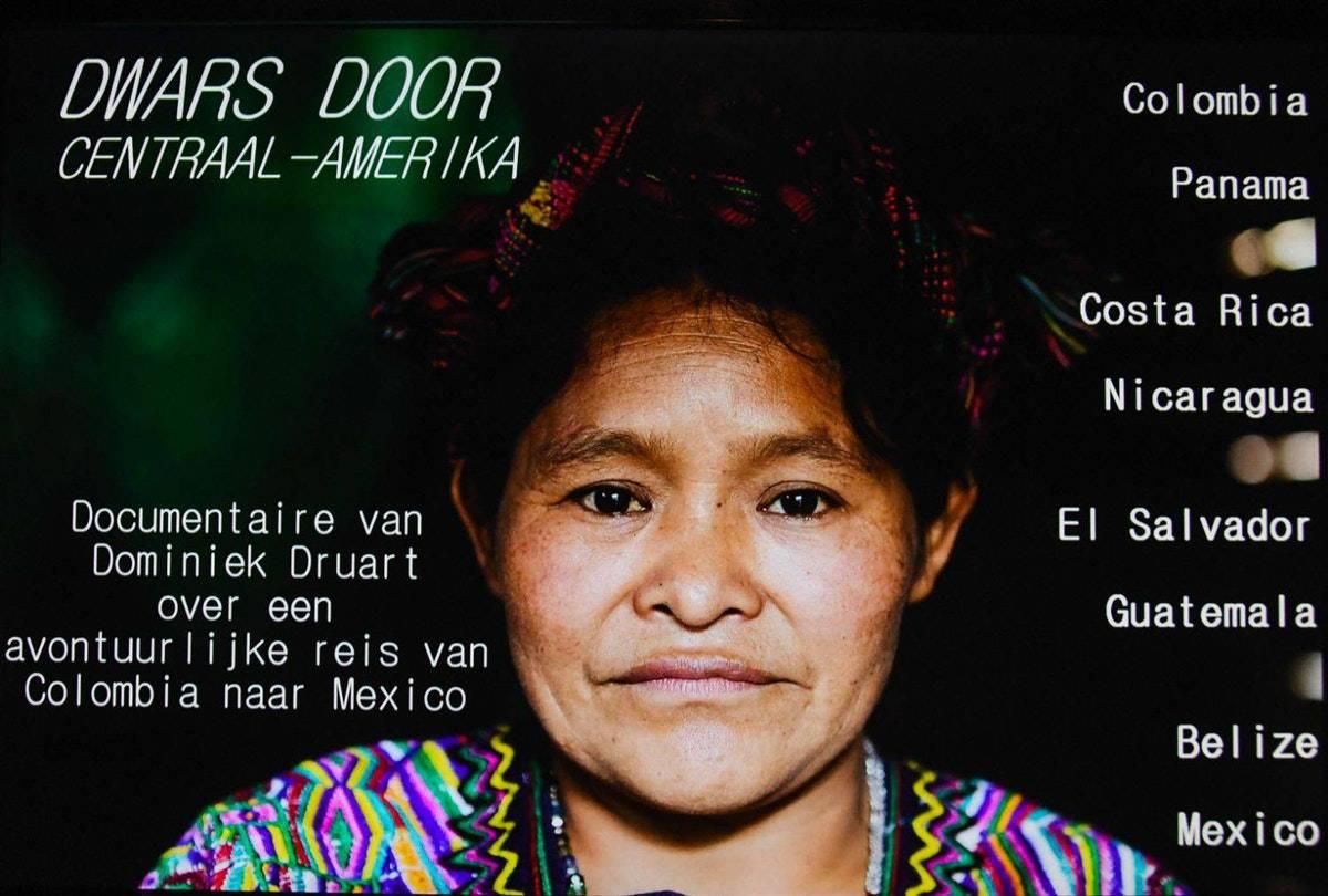 Dwars door Centraal Amerika