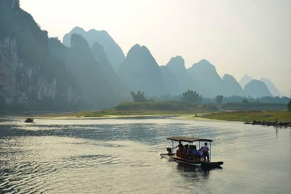 Zuid-China: schilderachtig, traditioneel & modern