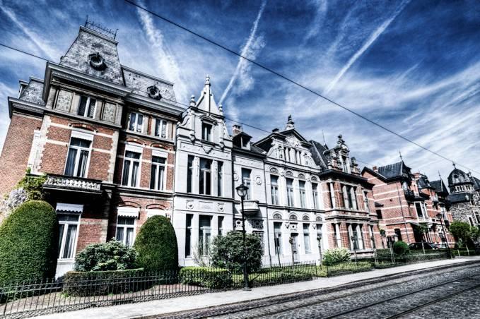 Wandeling : Parels tussen Berchem Station en Stadsbrouwerij De Koninck
