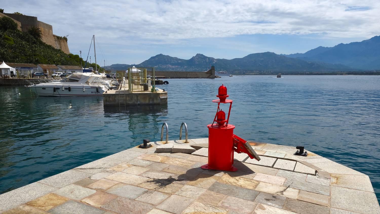 Het eiland Corsica, LDC De Waterspiegel