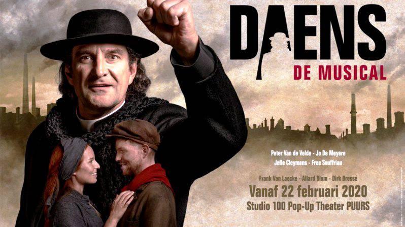 Daens, de musical - UITVERKOCHT