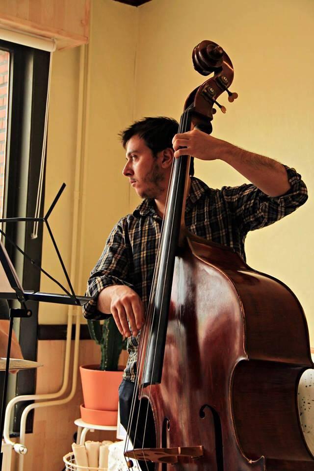 Muzikale Strelingen: Daniele Giampaolo (contrabas), Rita Degrauwe (piano) - topconcert