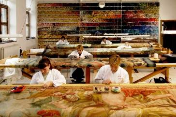 Bezoek 'Manufactuur De Wit' in Mechelen