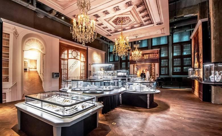 'Diva, diamantcentrum in Antwerpen' - VOLGEBOEKT