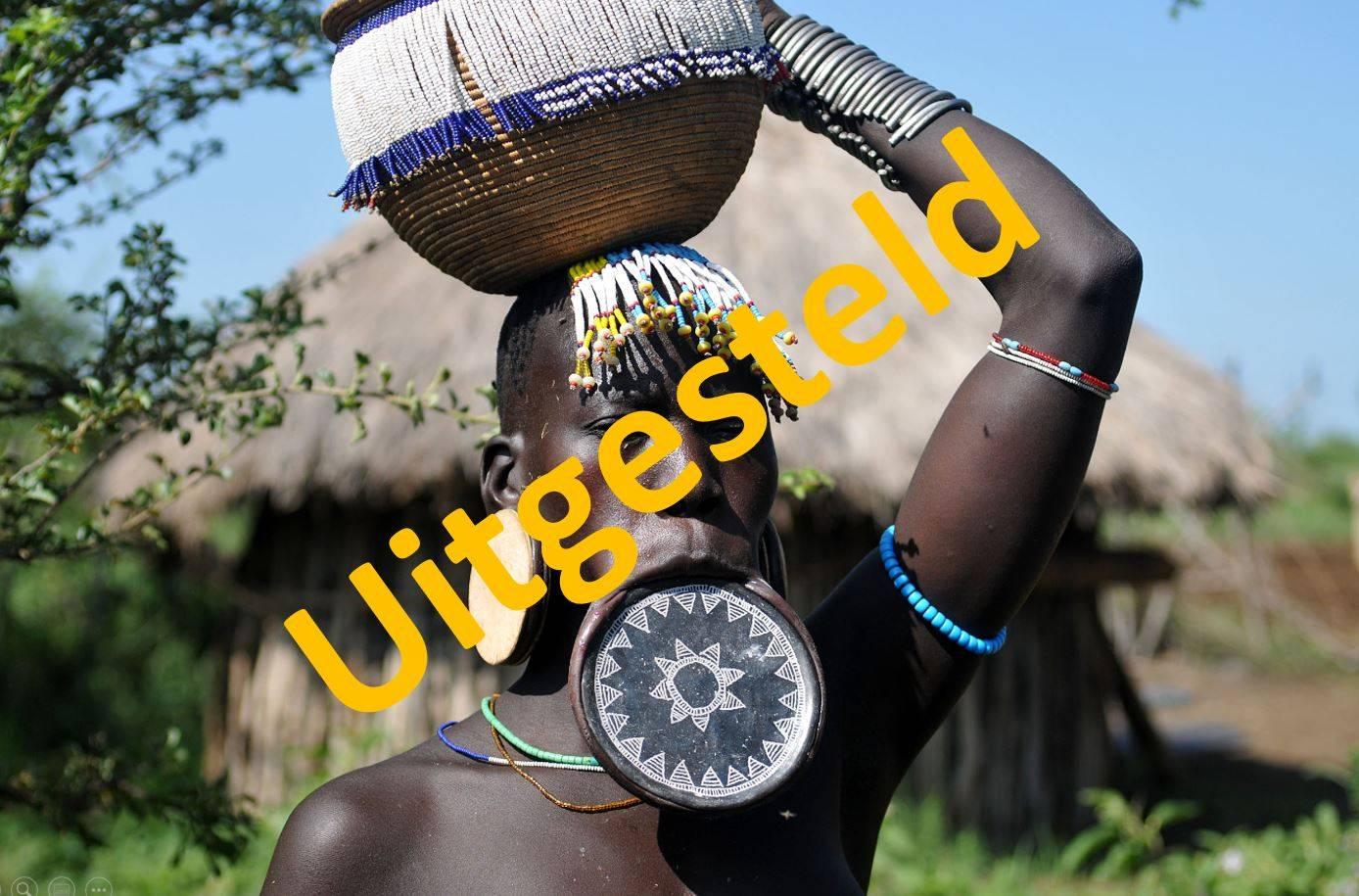 Reisverhaal over Ethiopië is uitgesteld