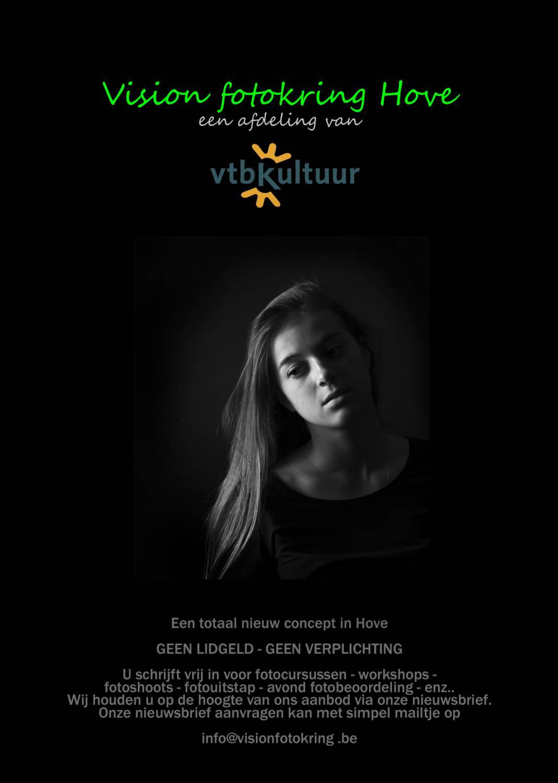 Fotobezoek Verbeke Foundation