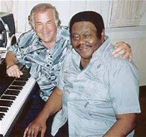 Film over Fats Domino