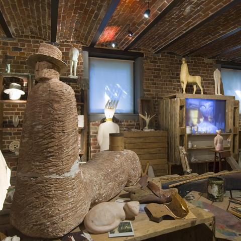 Museum Folon + historische wandeling Zoniënwoud